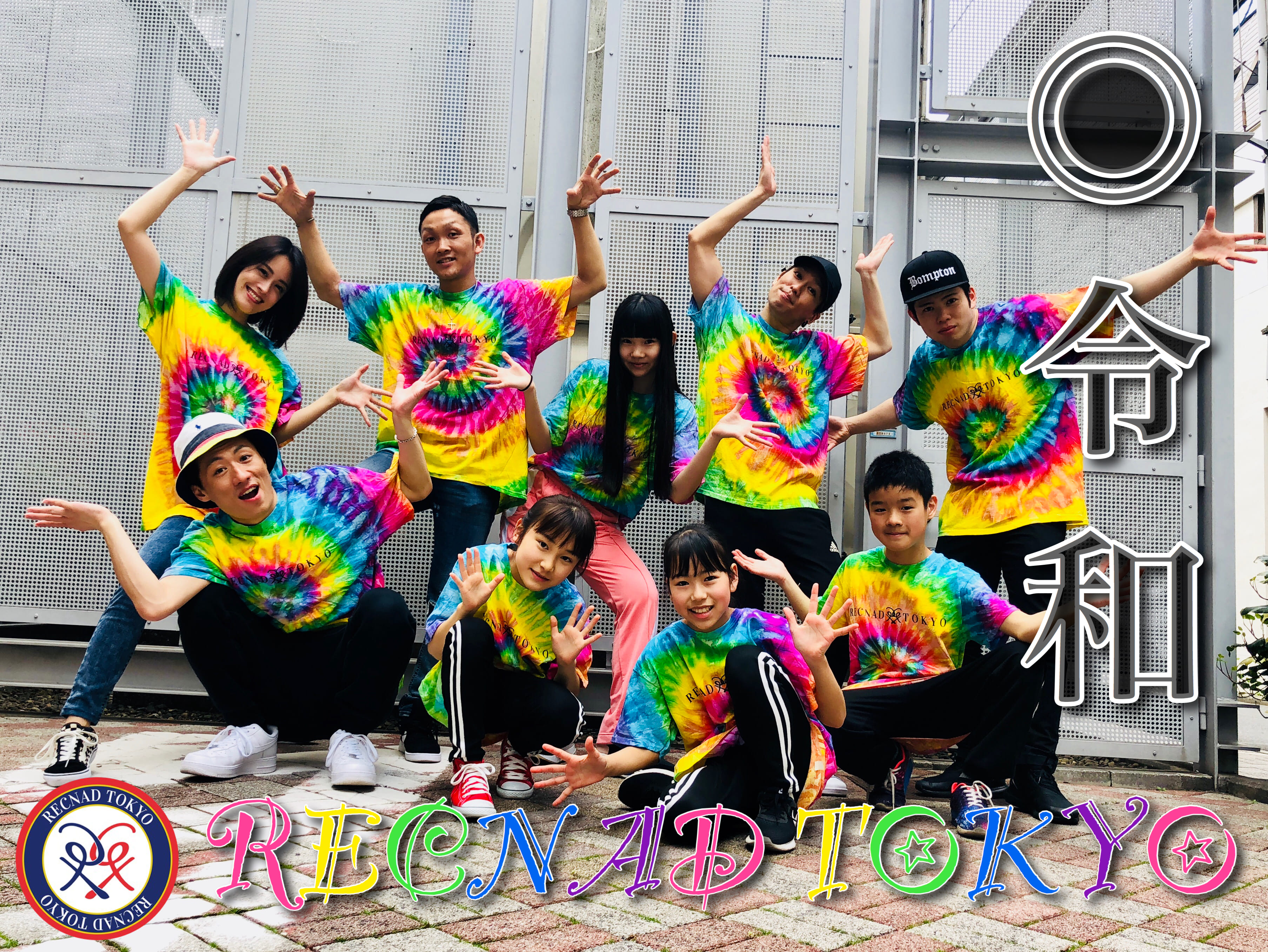 RECNAD TOKYO 出演情報 D.P dance studio 第1回目の発表会 Dear Like
