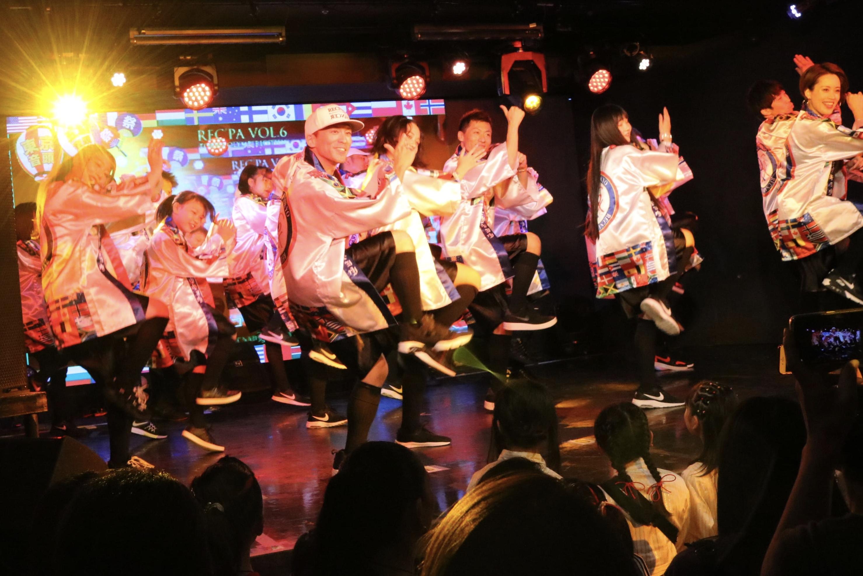 東京 プライベートダンススクール RECNAD(レクナッド)2012年始動