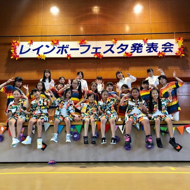 2019/10月活動報告 キッズヒップホップダンス Lil Almond 毎週木曜 戸塚