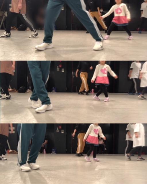 パドブレステップ | ダンス講座 入門編 5 | ダンスサロンRECNAD 品川区大崎ダンス教室