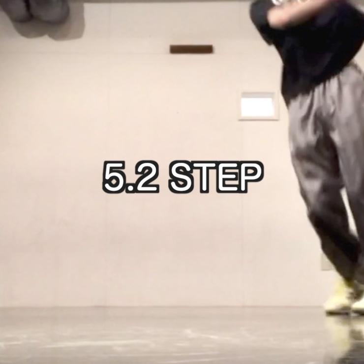 ヒップホップダンス ステップ 2 STEP - 2ステップ